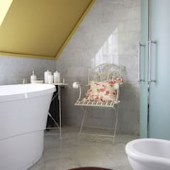 Ванная комната.: Ванная комната в . Автор – Мария Остроумова,