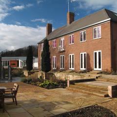 'Lofties' Nottinghamshire:  Pool by Rayner Davies Architects