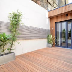 The Denim Factory:  Terrace by Terry Design