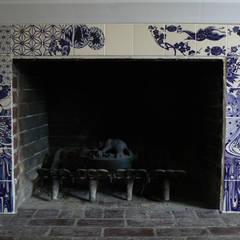 Dutch souvenir: aziatische Eetkamer door José den Hartog