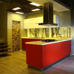 Loft House Tasarım Ofisi – Loft House:  tarz Mutfak