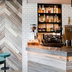 Projects made with barn wood from Tramps:  Bars & clubs by Tramps (UK) Ltd