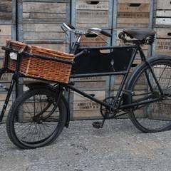 Vintage Butchers Bike:  Bars & clubs by Tramps (UK) Ltd