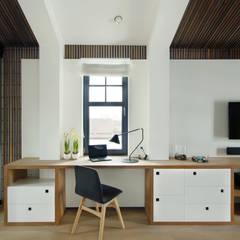 Study/office by ZE|Workroom studio