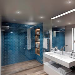 Bathroom by lab21studio