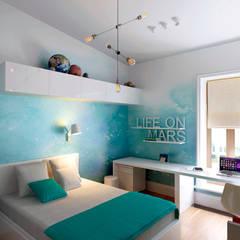 Nursery/kid's room by lab21studio