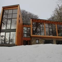 Aguirre Arquitectura Patagonicaが手掛けたホテル