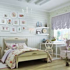 Nursery/kid's room by Студия дизайна Interior Design IDEAS, Classic