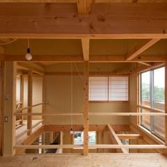غرفة الميديا تنفيذ 氏原求建築設計工房