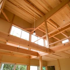 あきる野の家 (スーパーローコストの家): 氏原求建築設計工房が手掛けた和室です。