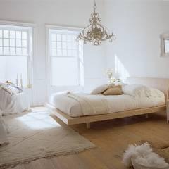 weiß:  Schlafzimmer von Cocooninberlin