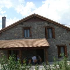 Casas de estilo  por MODULAR HOME, Rural