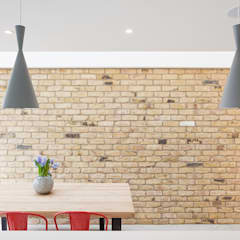 Another Brick in the Wall, 2015:  Walls by Thomas & Spiers Architects