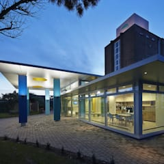 Rivers Academy West London - 8:  Schools by Jonathan Clark Architects