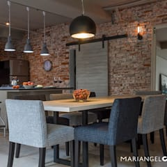 Dining room by MARIANGEL COGHLAN