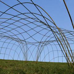 Structure Géante en bambou: Lieux d'événements de style  par Déambulons
