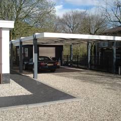 Garage/shed by Carport Harderwijk