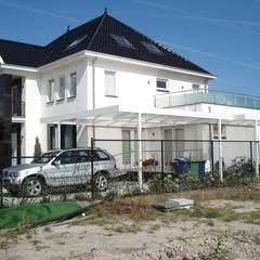 Carports:  Garage/schuur door Carport Harderwijk