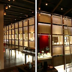 Tea Smith:  Commercial Spaces by Jonathan Clark Architects