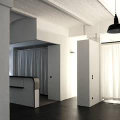 Eingangsbereich:  Praxen von DARC Architects // Darmawan Architekten