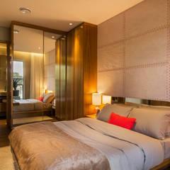 Dormitorios de estilo minimalista de Studiodwg Arquitetura e Interiores Ltda. Minimalista