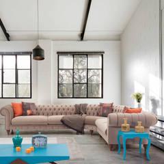 Paisajismo de interiores de estilo  por Mahir Mobilya,