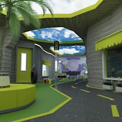 Escuelas de estilo  por Marttasarım iç mimarlık proje uygulama