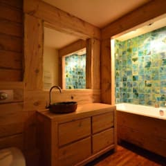 Projekty,  Łazienka zaprojektowane przez USER WAS DELETED!