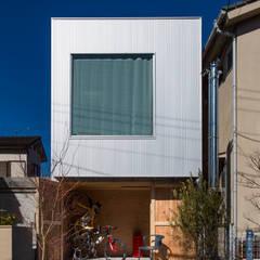 Maisons de style  par アトリエセッテン一級建築士事務所, Moderne
