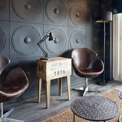 """3d Wandpaneele """"Lautsprecher """" motive Wandgestaltung:  Wände von Loft Design System Deutschland"""
