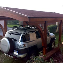 Carport door JAGRAM-PRO