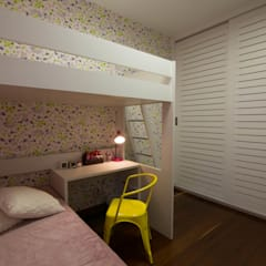 CASA MP: Quarto infantil  por Mutabile