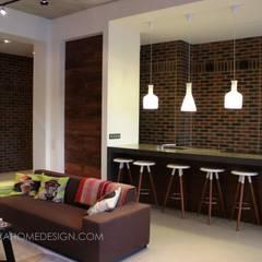 Kitchen by Orlova Home Design, Industrial