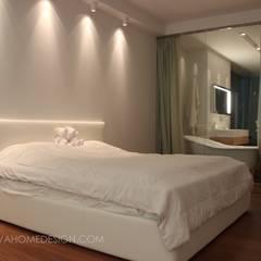 Bedroom by Orlova Home Design, Minimalist