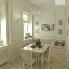 Квартира в Санкт-Петербурге: Столовые комнаты в . Автор – Orlova Home Design,