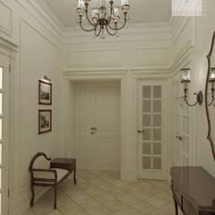 Квартира в Санкт-Петербурге: Коридор и прихожая в . Автор – Orlova Home Design,