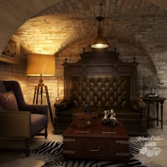Wine cellar by Sweet Home Design