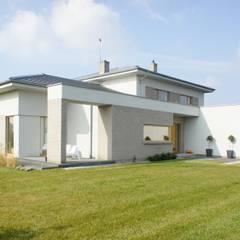 Dom jednorodzinny Sasiak - Sobusiak Pracownia Projektowa Nowoczesne domy