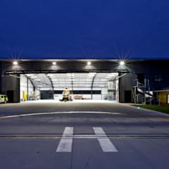 Cornwall Air Ambulance Trust, New Operations Facility:  Airports by Photowork