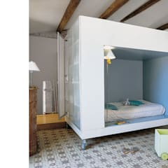 Nursery/kid's room by atelier julien blanchard architecte dplg