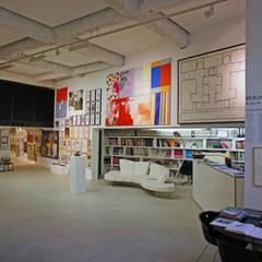 Bâtiment Lods - Espace  intérieur à vocation culturelle: Lieux d'événements de style  par BDVA