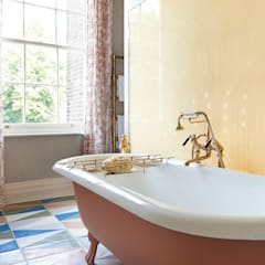 Drummond's Case Study: London Townhouse, Notting Hill:  Bathroom by Drummonds Bathrooms