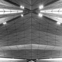 Новый терминал аэропорта Пулково: Аэропорты и морские порты в . Автор – Belimov-Gushchin Andrey