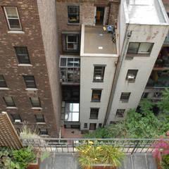 Terrasse von dziurdziaprojekt