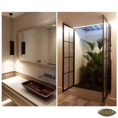 Plaza Yapı Malzemeleri – Banyo Lavabosu ve Dolaplar:  tarz Banyo