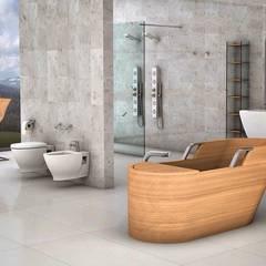 Plaza Yapı Malzemeleri – İtalyan Banyo Ürünleri:  tarz Banyo