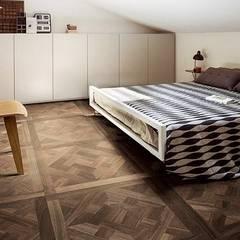 Plaza Yapı Malzemeleri – Plaza Yapı:  tarz Yatak Odası, Rustik