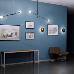 Chandelier SI-2:  Corridor & hallway by Intuerilight