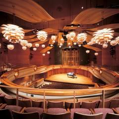 Concertzaal:  Evenementenlocaties door De blauwe Deel Webwinkels