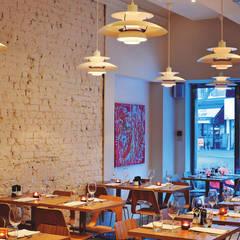 Scandinavisch restaurant:  Gastronomie door De blauwe Deel Webwinkels
